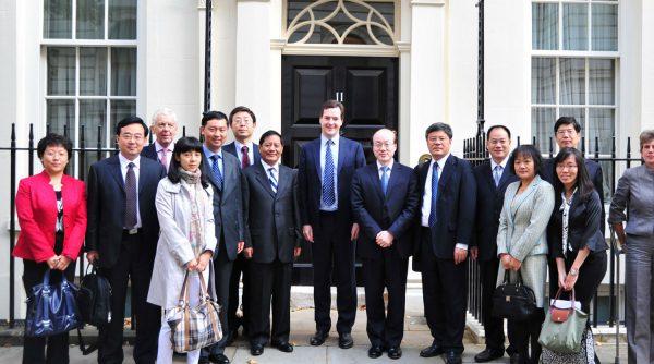 2011 Ukclf George Osborne
